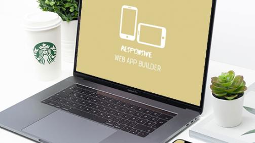Responsive Web App Builder